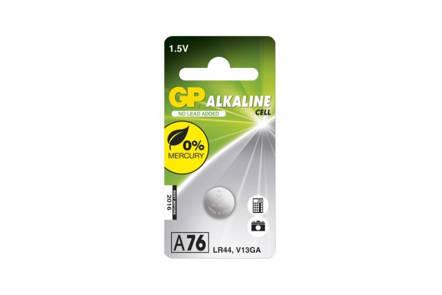 Alkaline Cell LR44/LR1154 1,5V