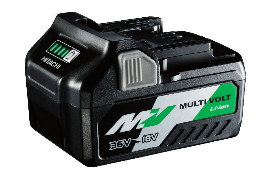Batteri Multivolt 36V 2,5Ah/18V 5,0Ah