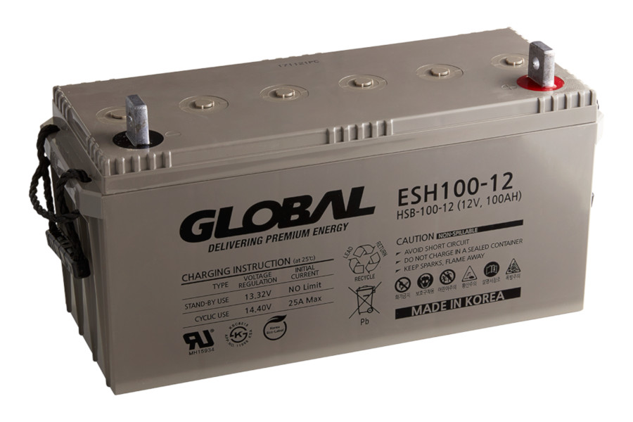 Batteri ESH100-12 AGM