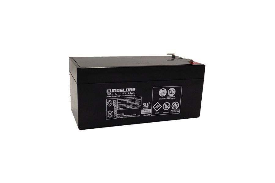 Batteri EG3,4-12 AGM