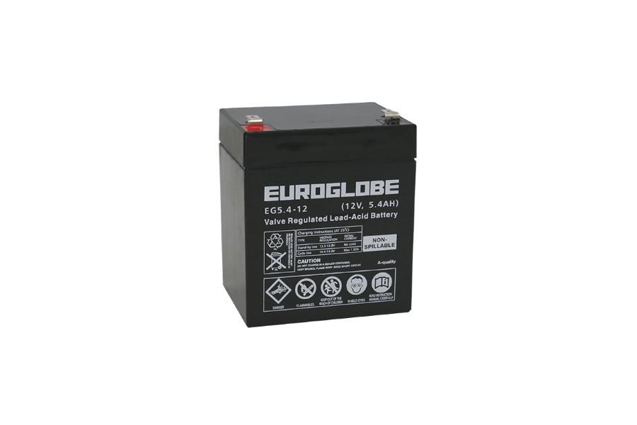 Batteri EG5,4-12HR AGM