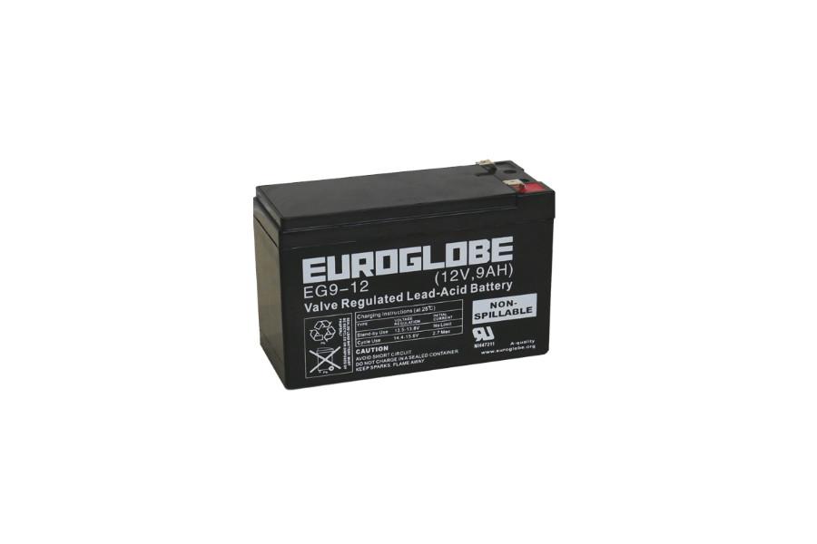 Batteri EG9-12 F2 AGM