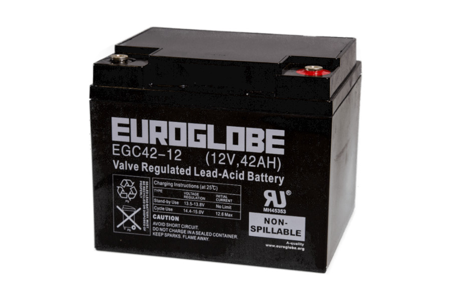 Batteri EGC42-12 AGM