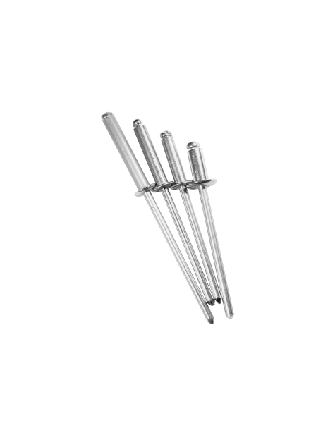 Blindnit AL 3208 ST RAL9003 3,2x8,0 Vit - 50st
