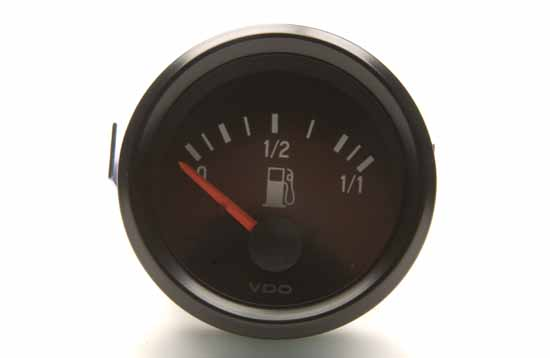 Bränslemätare 52mm - 24 volt