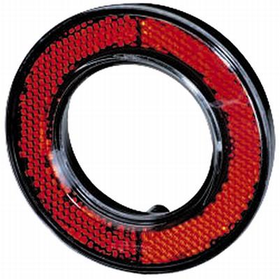 Reflexring röd 98mm Ø för 8221