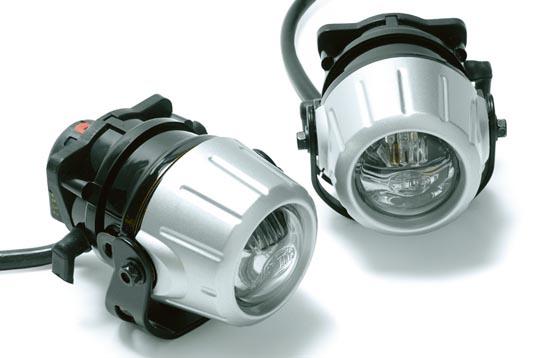 Extraljus  Xenon med gasurladdningslampa 12V