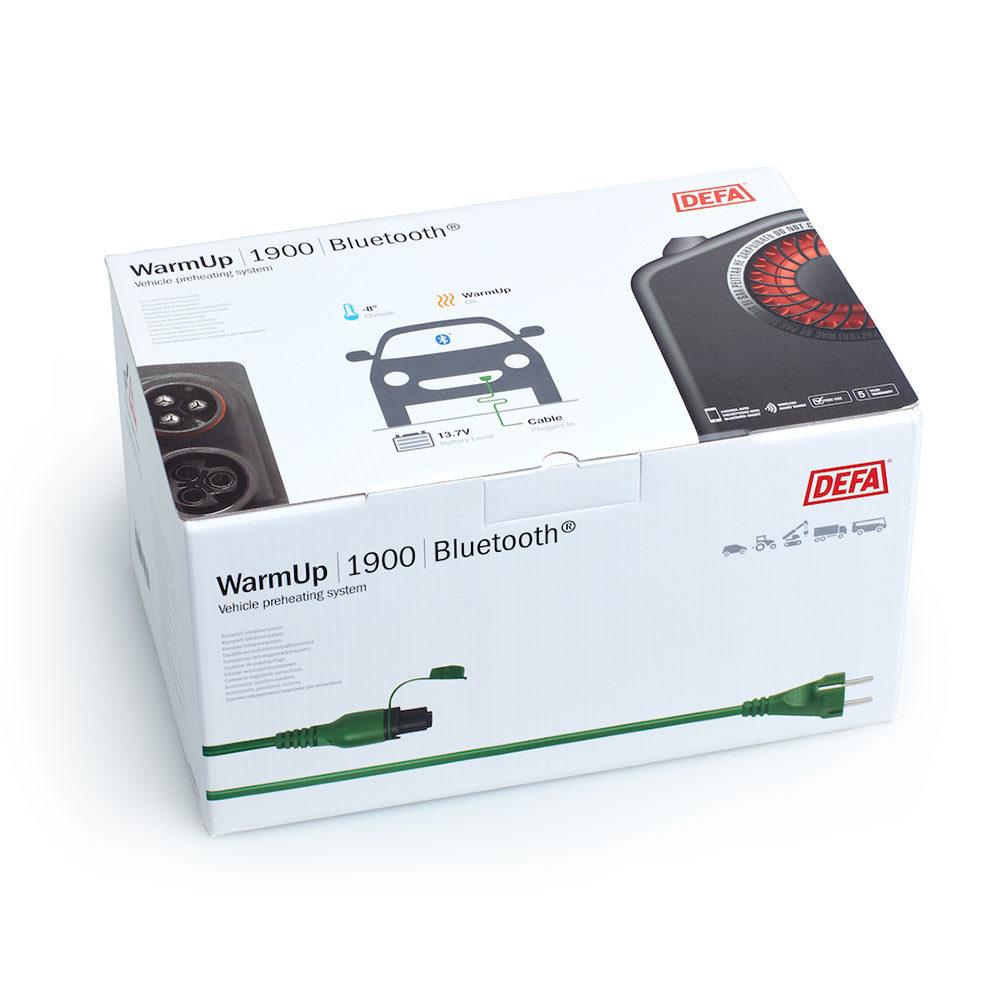 WarmUp 1900 Bluetooth - Utgått