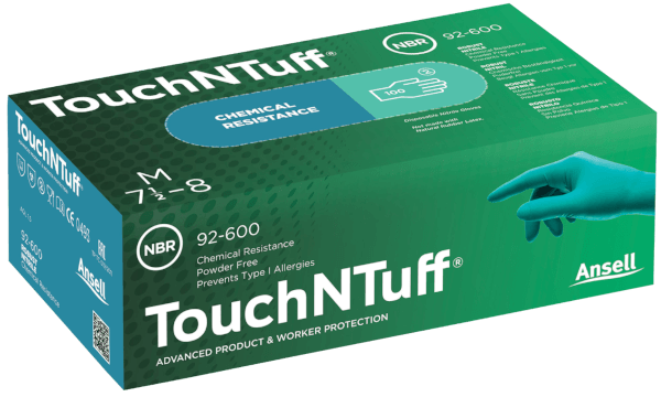 Korttidshandske TouchNTuff 92-600 - Stl 10