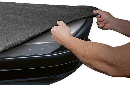 Skyddsöverdrag takbox 100/200/780/800