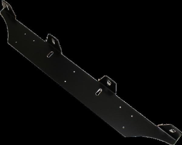 Extraljushållare för 4x ljus - Svart