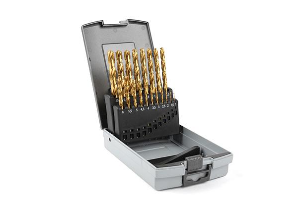 Borrkassett TIN 1-10mm