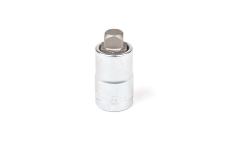 Hylsa 1/2 oljeplugg 10mm, fyrkant
