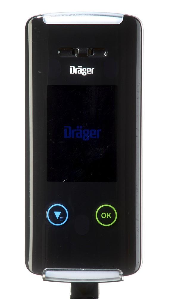 Handenhet till Dräger Interlock 7000