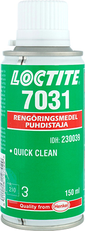 7031 Quickclean 150ml