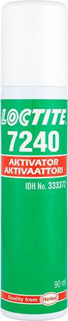 Aktivator 7240 90ml pumpspray