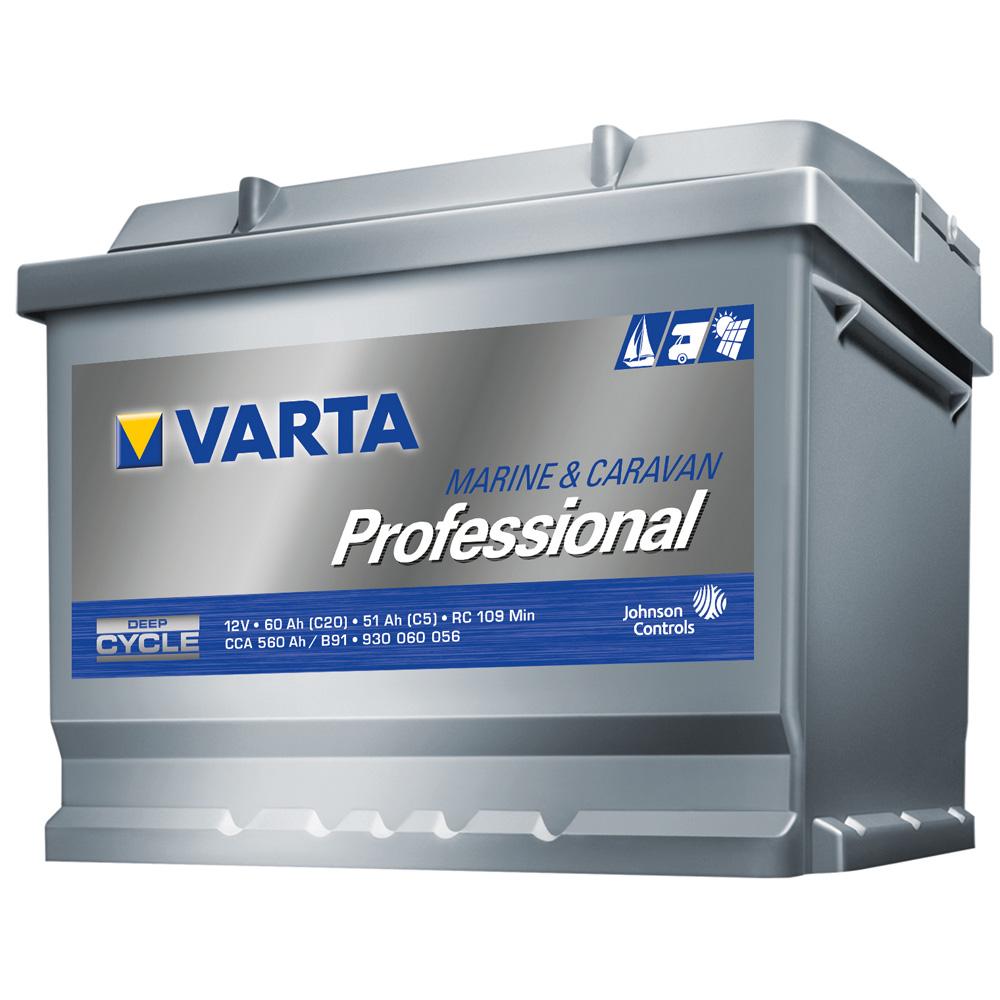 Fritidsbatteri Professional - 90Ah