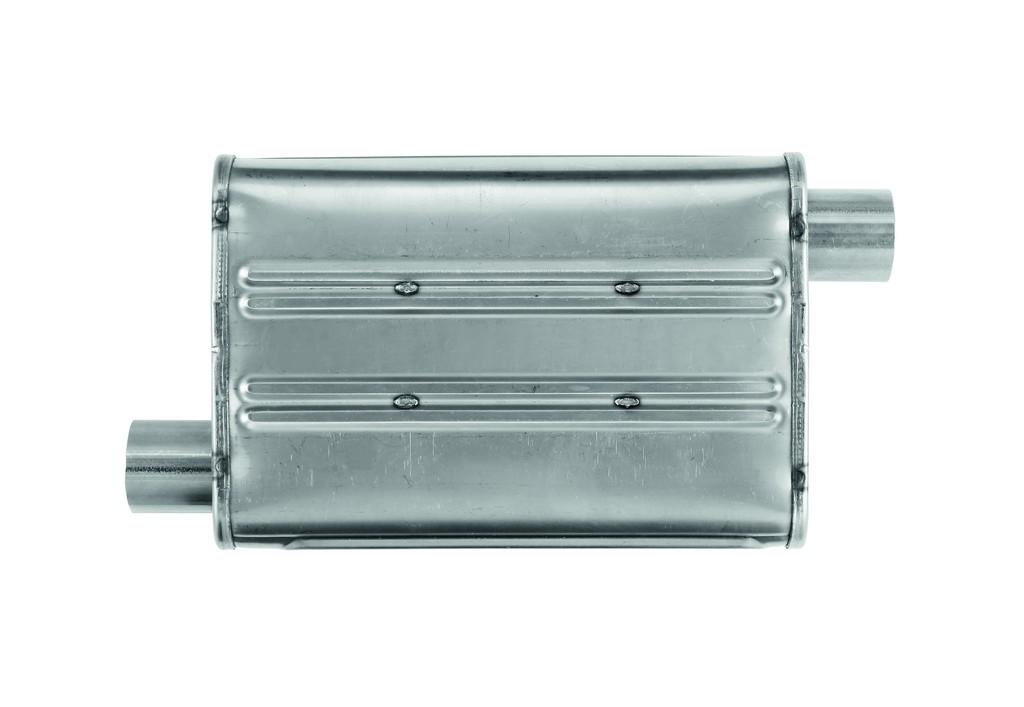 Avgasljuddämpare Ø 22mm Evo