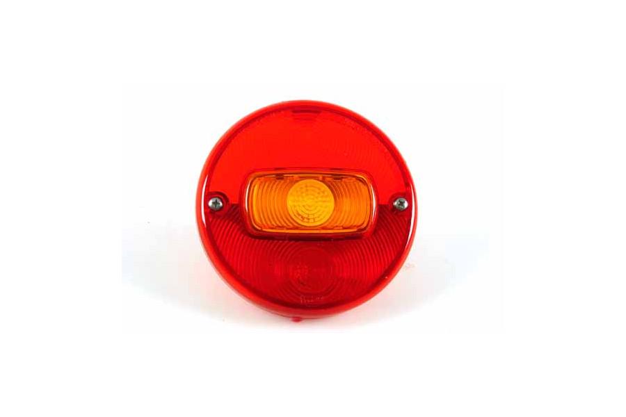 Lyktglas för baklykta 2SD/2SE 001 679