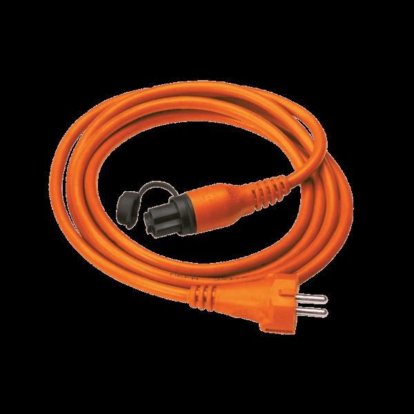 Anslutningskabel MiniPlug Marin 2,5mm² - 5m