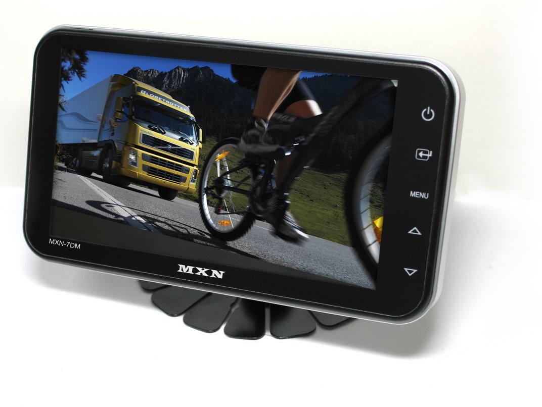 """Backkamerasystem LCD/TFT 7"""" 12/24"""