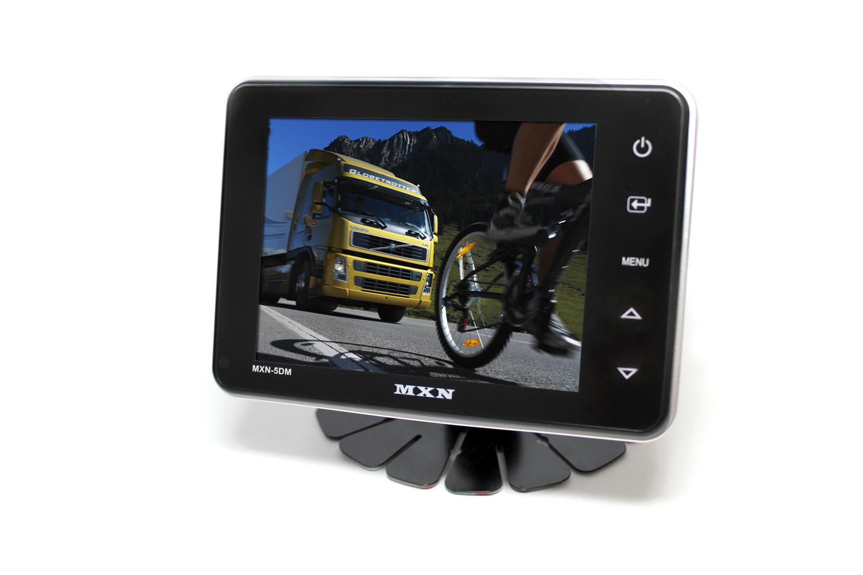 Backkamerasystem LCD/TFT 5 12/24
