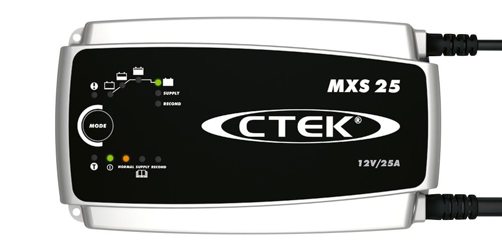 Batteriladdare MXS 25 - 12 Volt
