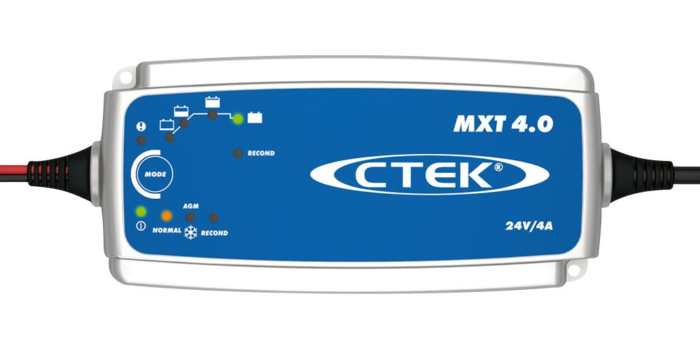 Batteriladdare MXT 4.0 - 24 volt