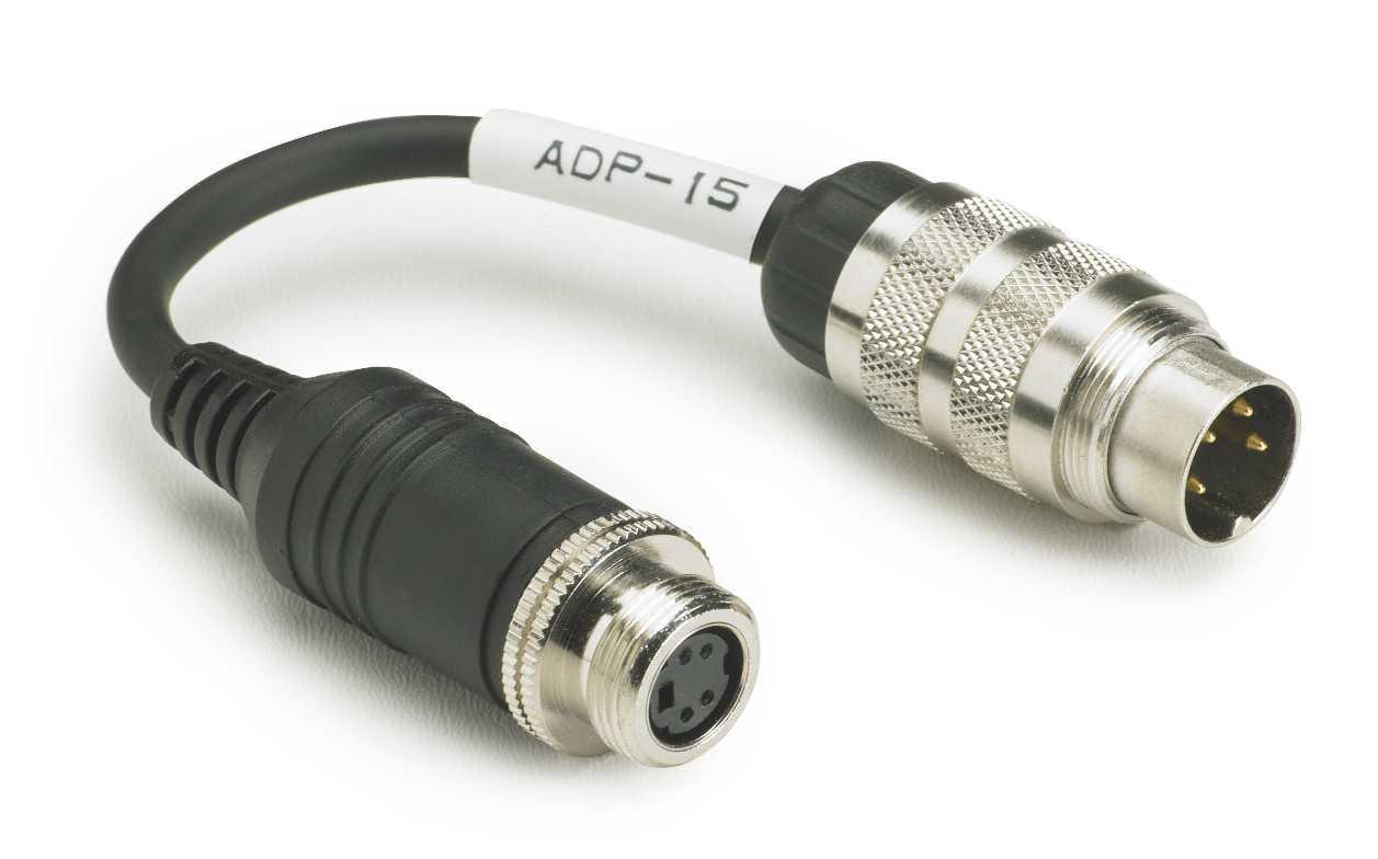 Adapter MXN-kamera till Orlaco monitor