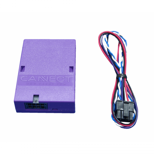 CANNECT Interface för helljussignal (extraljus)