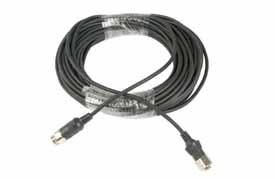 Förlängn.kabel 10M MXN94C/95C