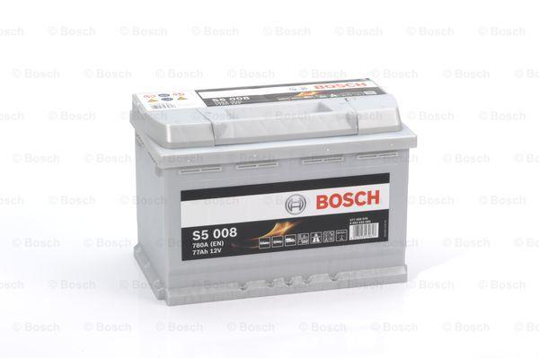 Batteri Bosch S5 008 - 77Ah