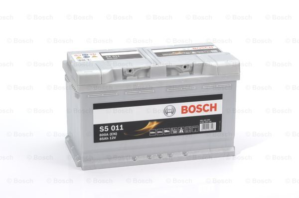 Batteri Bosch S5 011 - 85Ah