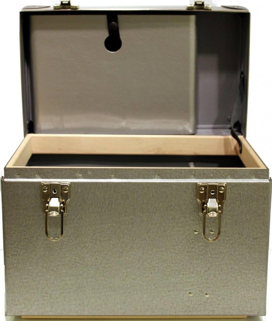 Unica-box, Silver
