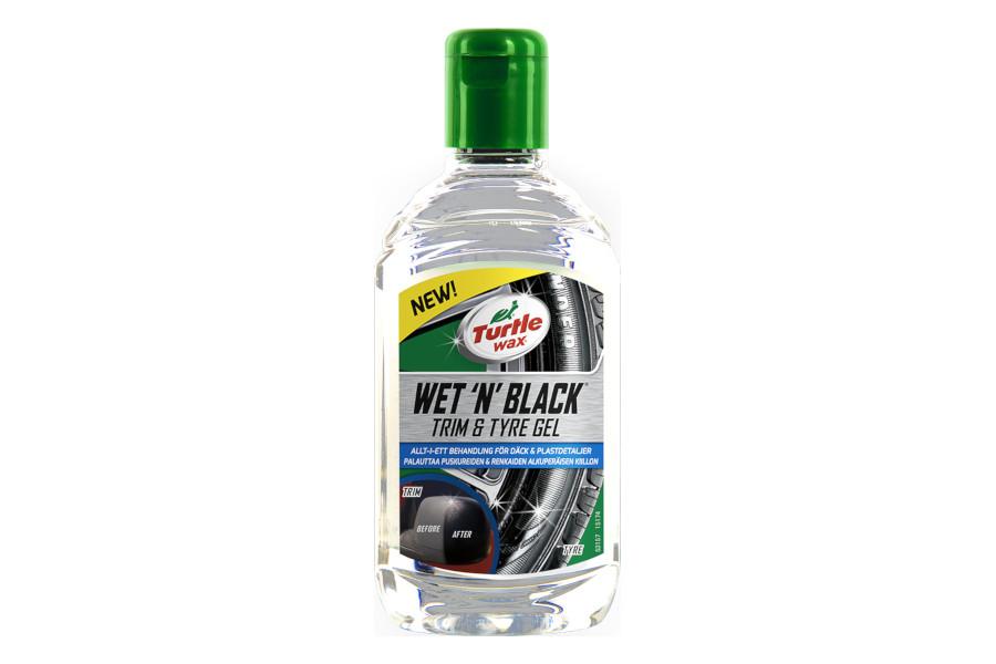 Wet N Black Trim tyre gel, 300ml