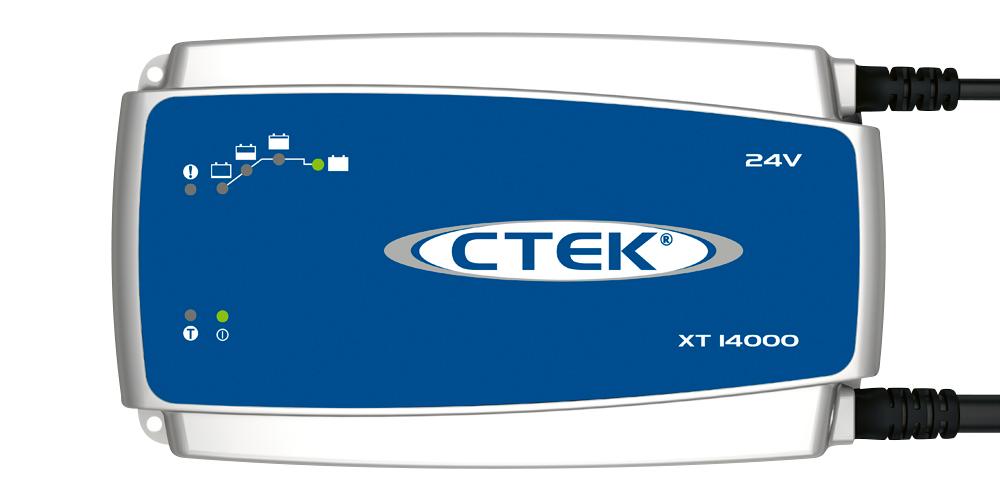 Batteriladdare XT 14000 - 24 Volt